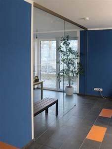 Glastrennwand Mit Schiebetür : glasschiebet r mit softclose piano glasprofi24 ~ Frokenaadalensverden.com Haus und Dekorationen