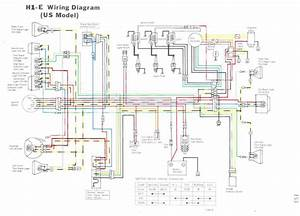 Wiring Diagrams- H1e  H2  H2a  A7 W   Cdi  U0026 A7 W  Points