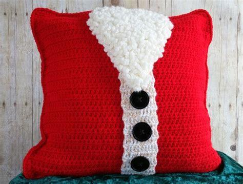 santa christmas pillow cover  christmas throw pillow