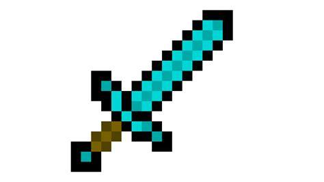retro modern style pixilart sword by azcona