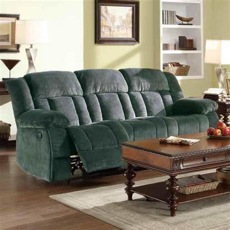 double sofas in living room homelegance laurelton 2 piece double reclining living room