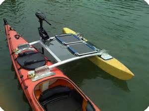 Solar Powered Kayaks