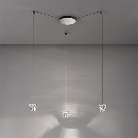 fabian illuminazione fabbian tripla sistema di illuminazione led lcommerce
