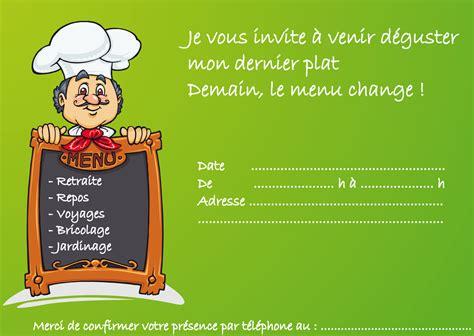 cuisiner des cardons télécharger la carte d 39 invitation de départ en retraite de cuisiner o k u x retraite