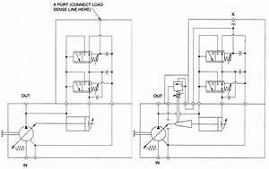 Hydraulic Pump Schematic Diagram