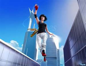 Mirror's Edge by Varges on DeviantArt
