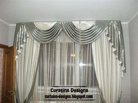 Unique Curtains by Unique Curtains Designs Grey And White Curtain Styles