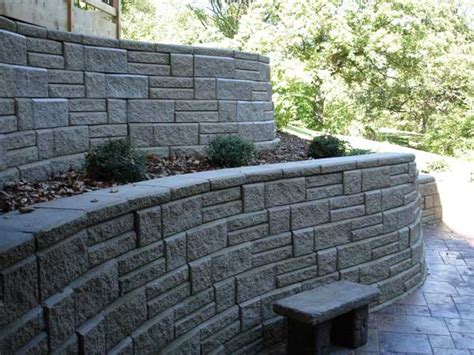 terraced retaining wall retaining wall terraces