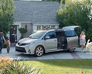 Nouveauté Toyota 2018 : toyota sienna 2018 nouveaut s et prix industry auto123 ~ Medecine-chirurgie-esthetiques.com Avis de Voitures