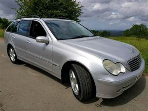 Mercedes C220 Cdi 2002 : 2002 mercedes c220 cdi avantgarde se diesel automatic estate 1 years mot service history 55 ~ Medecine-chirurgie-esthetiques.com Avis de Voitures