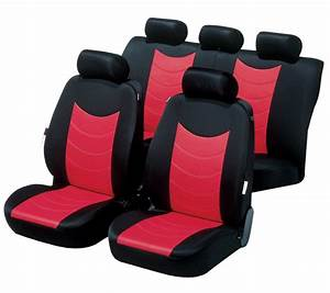 Sitzbezüge Seat Ibiza : autositzbezug schonbezug komplett set seat ibiza rot ~ Jslefanu.com Haus und Dekorationen