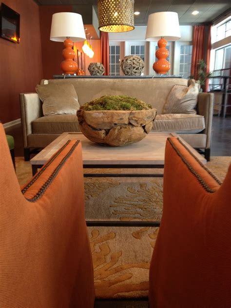 17 best images about orange living room on pinterest