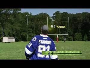 Steven Stamkos - BAUER SUPREME TOTALONE MX3 Stick: MX3 ...