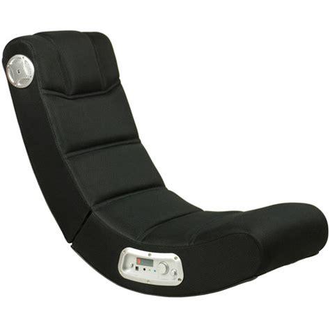 x rocker impact mesh sound gaming chair black 51056