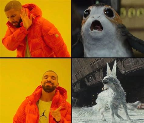 Porg Memes - porg posting porgs know your meme