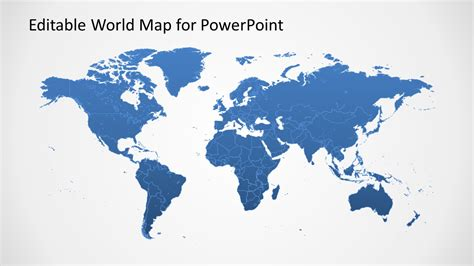 world maps powerpoint world map vector