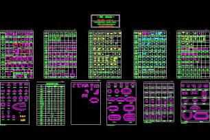 Free 2D CAD Blocks Download Autocad