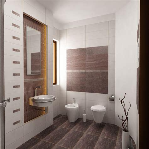 Badezimmer Weiß Braun by Bilder 3d Interieur Badezimmer Wei 223 Braun Baie