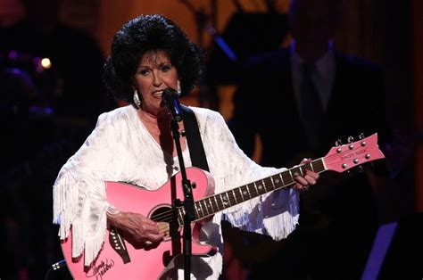 Country Legend Wanda Jackson Talks Legendary Career