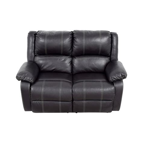 used leather loveseat used reclining sofa classic 3 seat bonded leather recliner