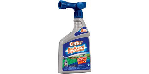 Cutter Backyard Bug Review by Cutter 32 Oz Backyard Bug Spray Concentrate