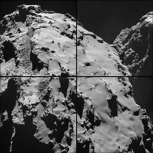 Rosetta shifts into higher orbit to dispatch Philae lander ...
