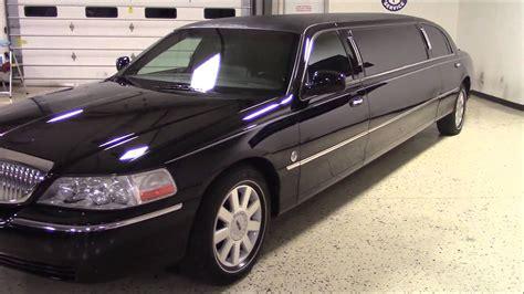 lincoln limo black youtube