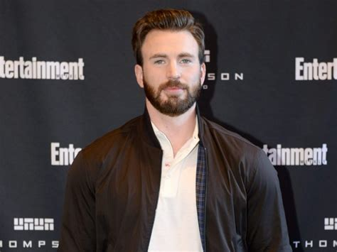 Chris Evans jokes after penis pic slip-up: 'Now that I ...