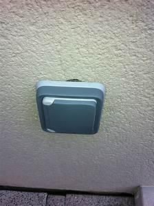 etancheite prise exterieur With installation prise electrique exterieur