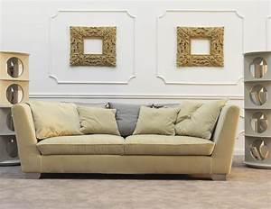 Elegant Sofas And Chairs High Back Sofa In Ivory Elegant ...