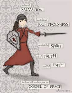 Armor of God Scripture