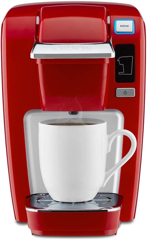 The keurig k575 is one of the most popular coffee machines and. Keurig K15 Coffee Maker, Single Serve K-Cup Pod Coffee Brewer, 6 to 10 Oz. Brew Sizes, Chili Red ...