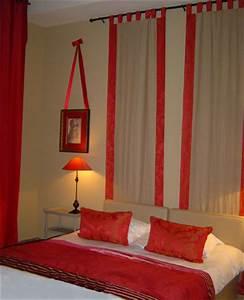 Claire et ses idees pas cheres avec des tetes de lits for Idee deco cuisine avec grand lit