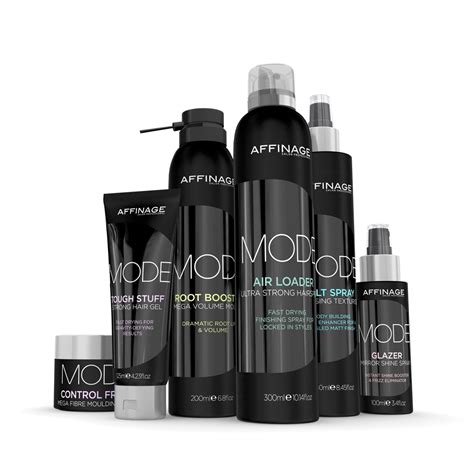 affinage mode styling intro kit salon supplies