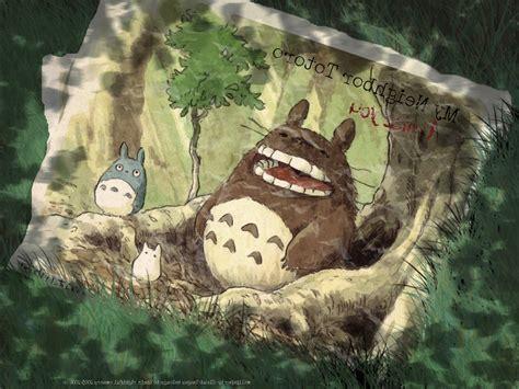 My Neighbor Totoro, Totoro, Studio Ghibli Wallpapers HD