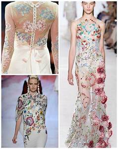 Embroidered gowns evantine design blog for Floral embroidered wedding dress