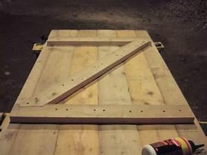 fabrication d39une porte en bois renover soi meme une With comment faire une porte en bois pour exterieur