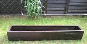 blumenkasten pflanzkasten fur innen und aussen 2m breit With feuerstelle garten mit balkon markise 2m breit