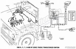 1977 Ford F100 Ignition Switch Wiring