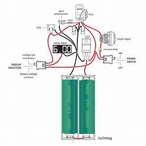 Diy Box Mod Parallel Diagram  Diy  Free Engine Image For