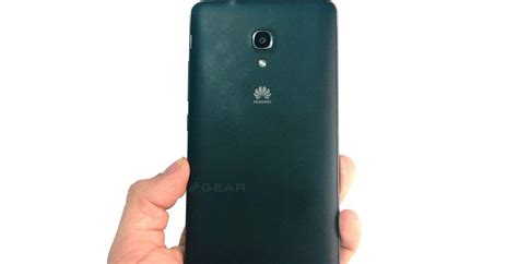 huawei s 4 month ascend mate2 is done with android