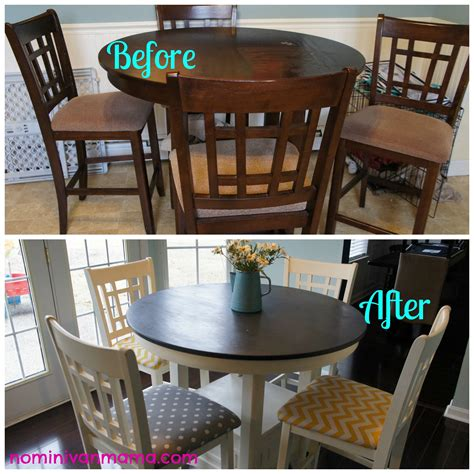 sloan chalk paint kitchen table tutorial for the