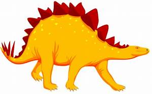 Free to Use & Public Domain Stegosaurus Clip Art