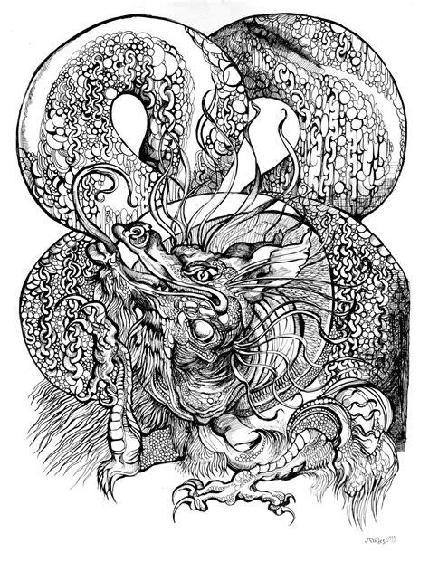 World's Most Popular Tattoo For Female: Japanese Dragon Tattoo Design Ideas