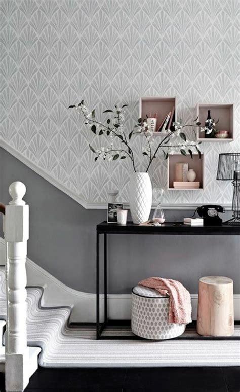 Raumgestaltung Tapeten Ideen by Tapete In Grau Stilvolle Vorschl 228 Ge F 252 R Wandgestaltung