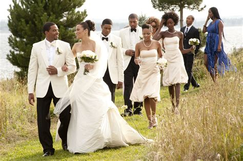 Jumping The Broom Is A Forgettable Class War Melodrama