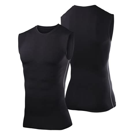 template that extends another one cannot include contents outside men black sleeveless compression armour baselayers tight