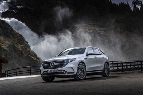 Considering the testing cycles used by the u.s. Mercedes-Benz EQC 400 4Matic (2019) | Reviews | Complete Car