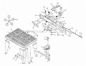 Craftsman 171254790 Parts List And Diagram   Ereplacementparts Com