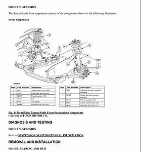 2003 Ford Taurus Wiring Diagram Pictures